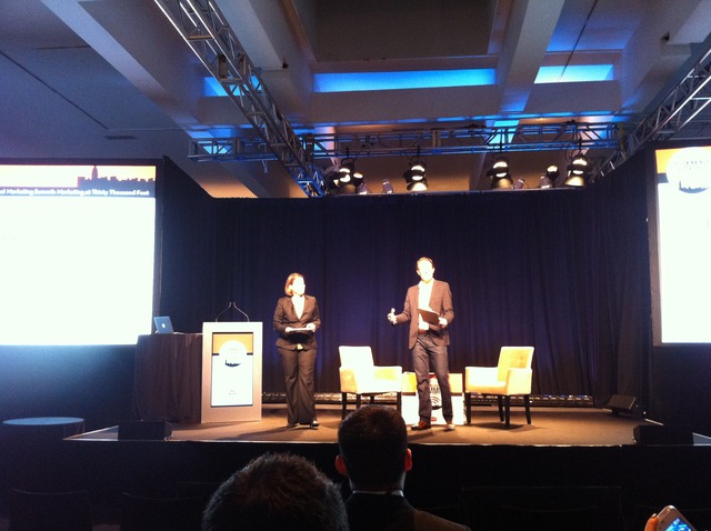 CM Summit 2012 Opening Remarks by John Battelle & Deanna Brown